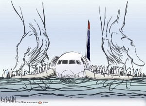 McClatchy Newspapers says this of Usairways Cactus 1549, saved by the pilot