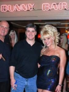 Sean Hannity at the Bunny Ranch