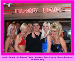 More of Hannity at the Moonlight Bunny Ranch